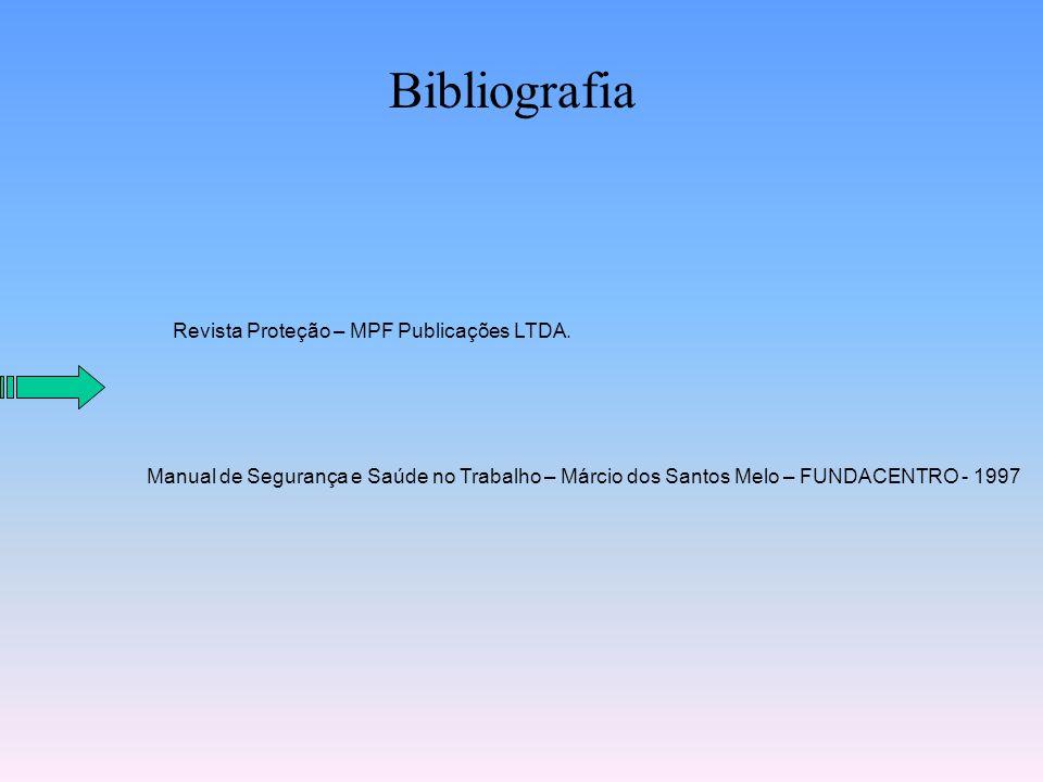 Bibliografia q Revista Proteção – MPF Publicações LTDA. q