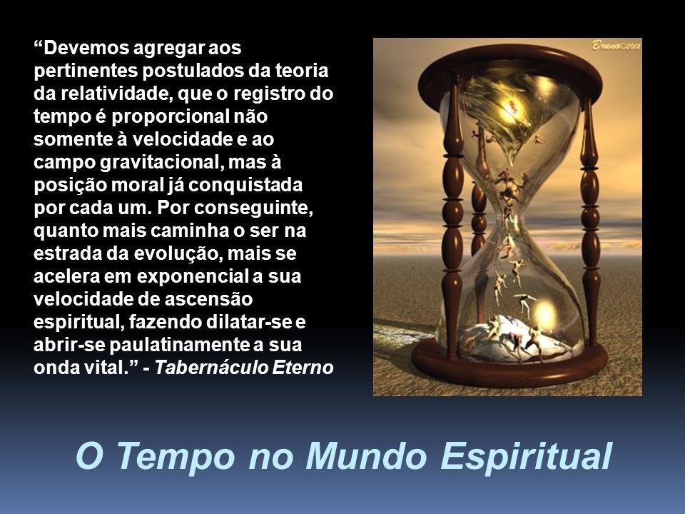 O Tempo no Mundo Espiritual
