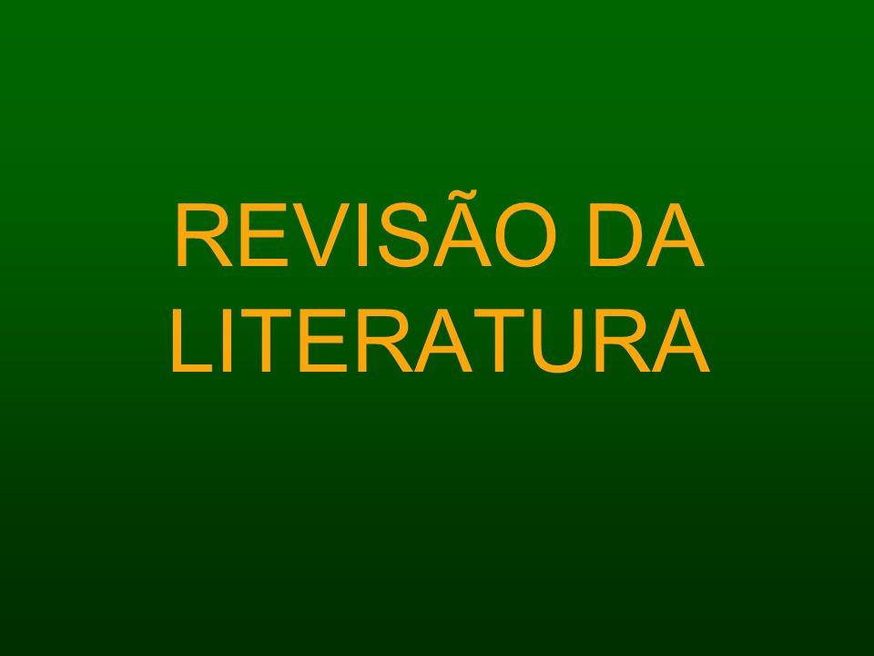 REVISÃO DA LITERATURA