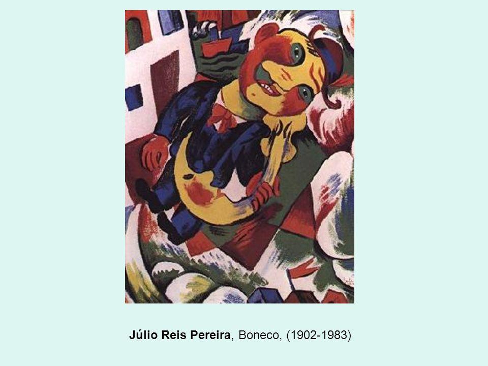Júlio Reis Pereira, Boneco, (1902-1983)