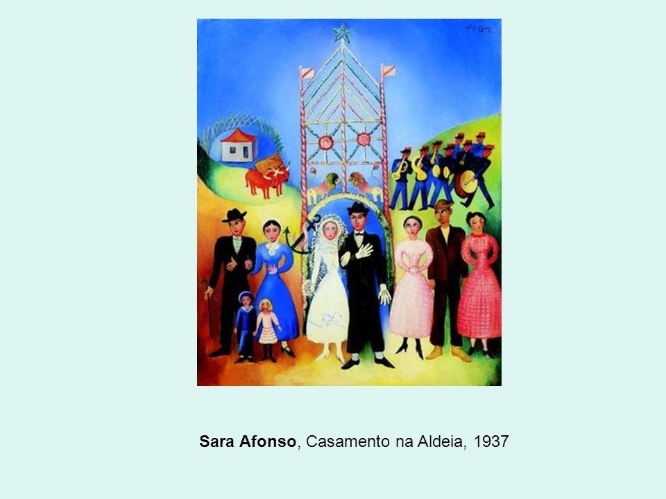Sara Afonso, Casamento na Aldeia, 1937