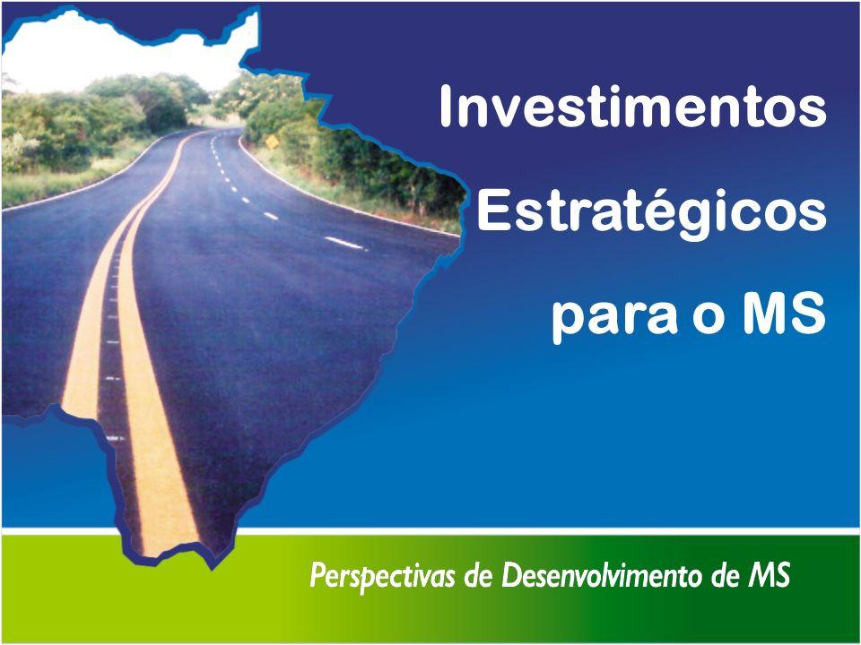 Investimentos Estratégicos para o MS