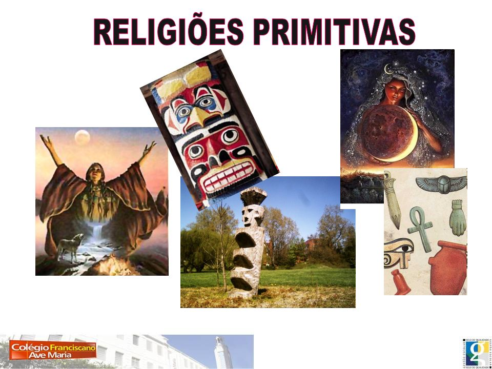 RELIGIÕES PRIMITIVAS