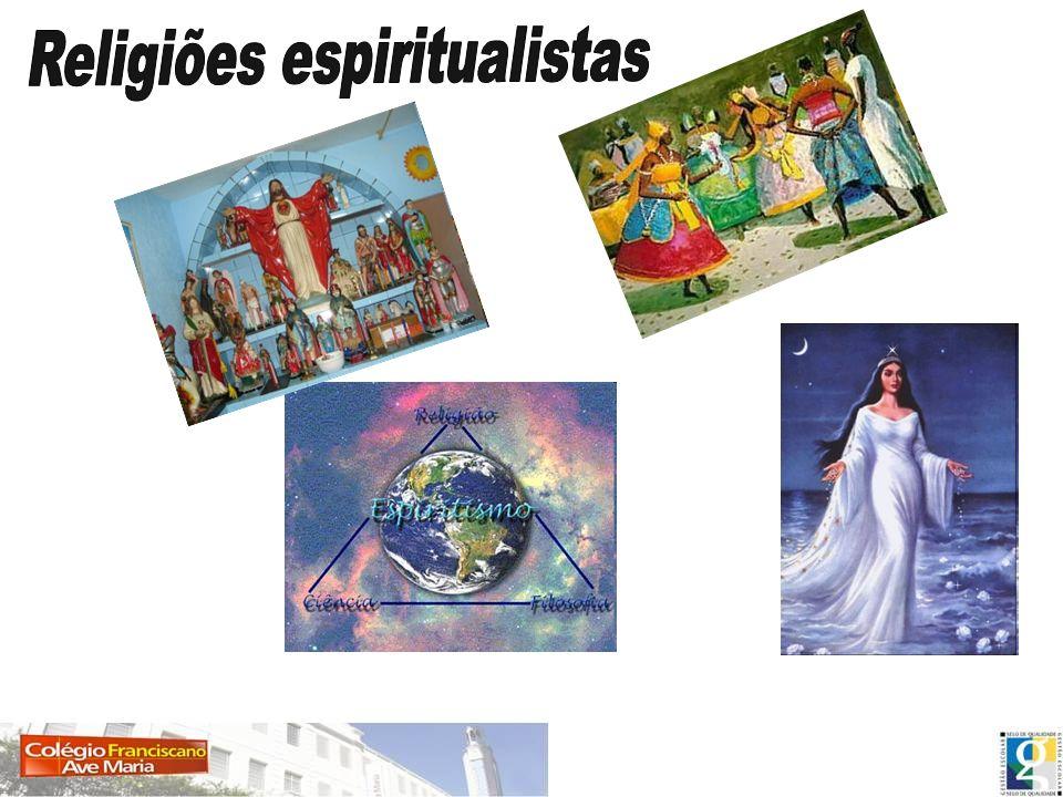 Religiões espiritualistas