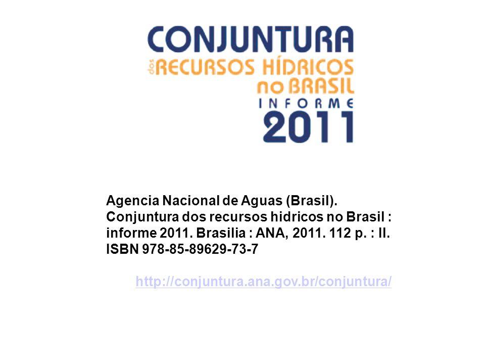 Agencia Nacional de Aguas (Brasil).
