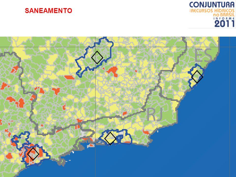 SANEAMENTO pós - educação ambiental / gestão dos recursos hídricos