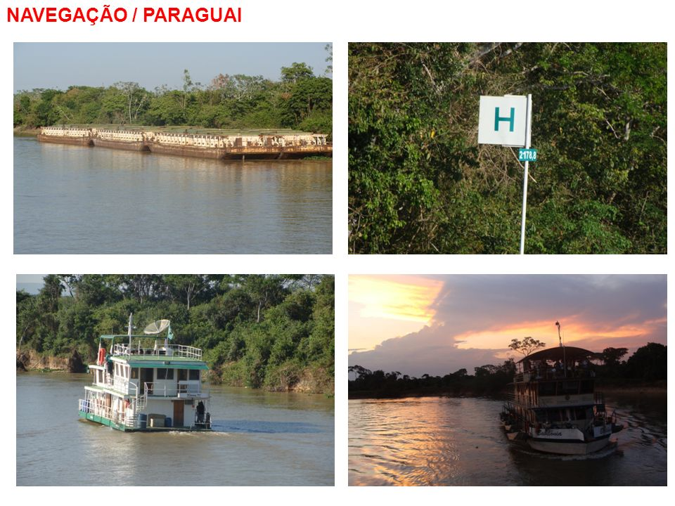 NAVEGAÇÃO / PARAGUAI pós - educação ambiental / gestão dos recursos hídricos