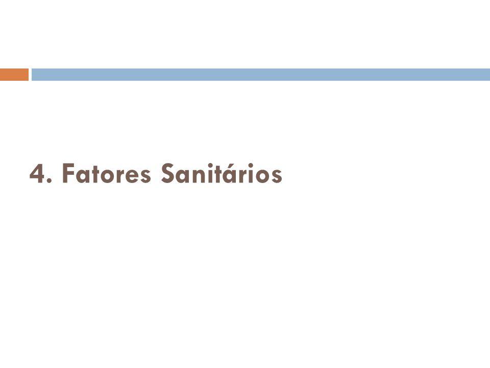 4. Fatores Sanitários