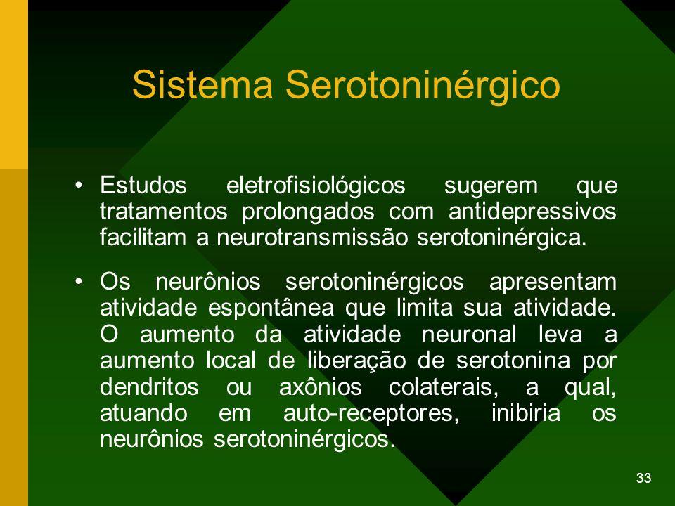 Sistema Serotoninérgico