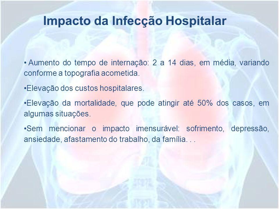 Impacto da Infecção Hospitalar