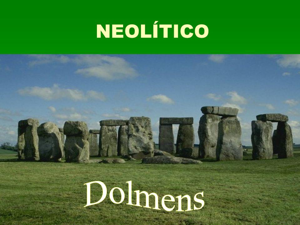NEOLÍTICO Nuragues Dolmens
