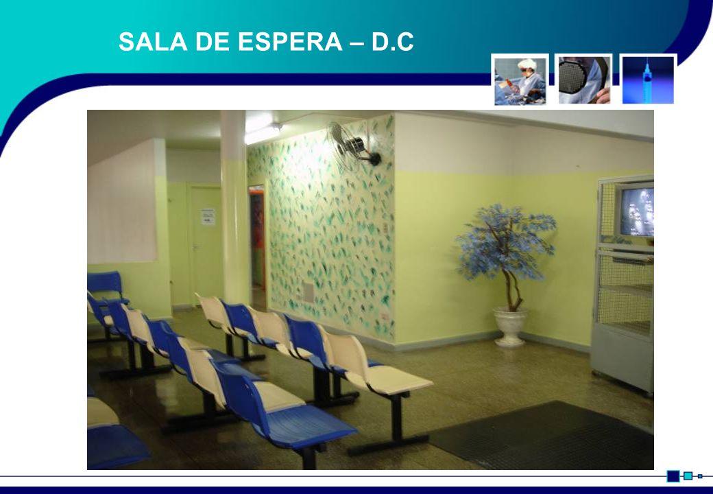 SALA DE ESPERA – D.C