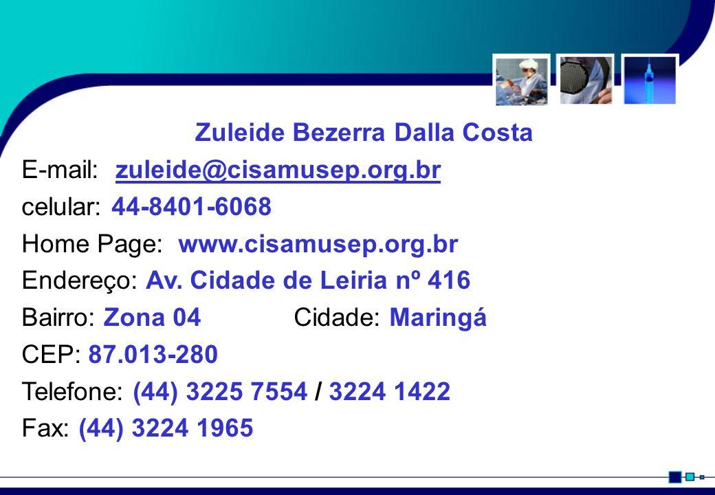 Zuleide Bezerra Dalla Costa
