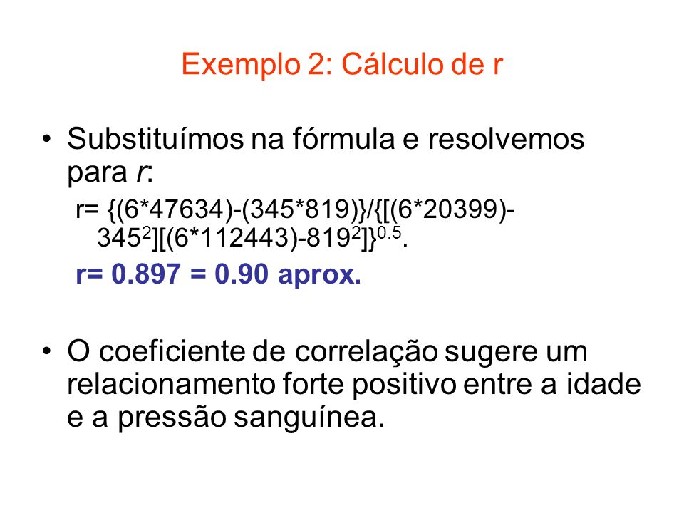 Substituímos na fórmula e resolvemos para r: