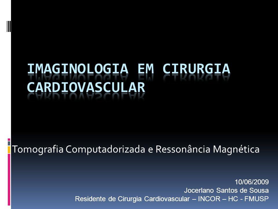 Imaginologia em Cirurgia Cardiovascular