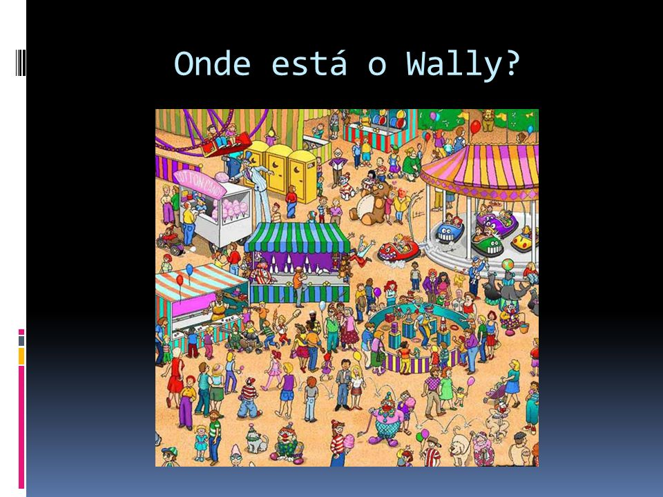 Onde está o Wally