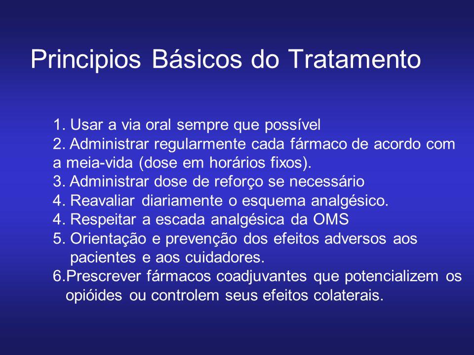 Principios Básicos do Tratamento