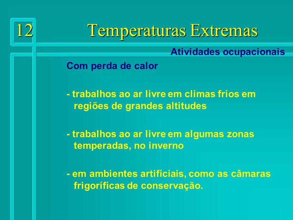 12 Temperaturas Extremas