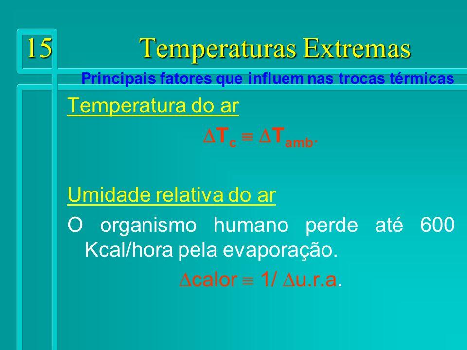 15 Temperaturas Extremas