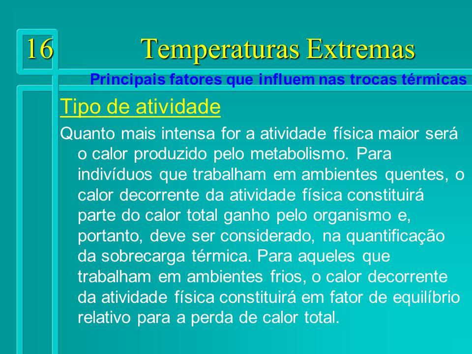 16 Temperaturas Extremas