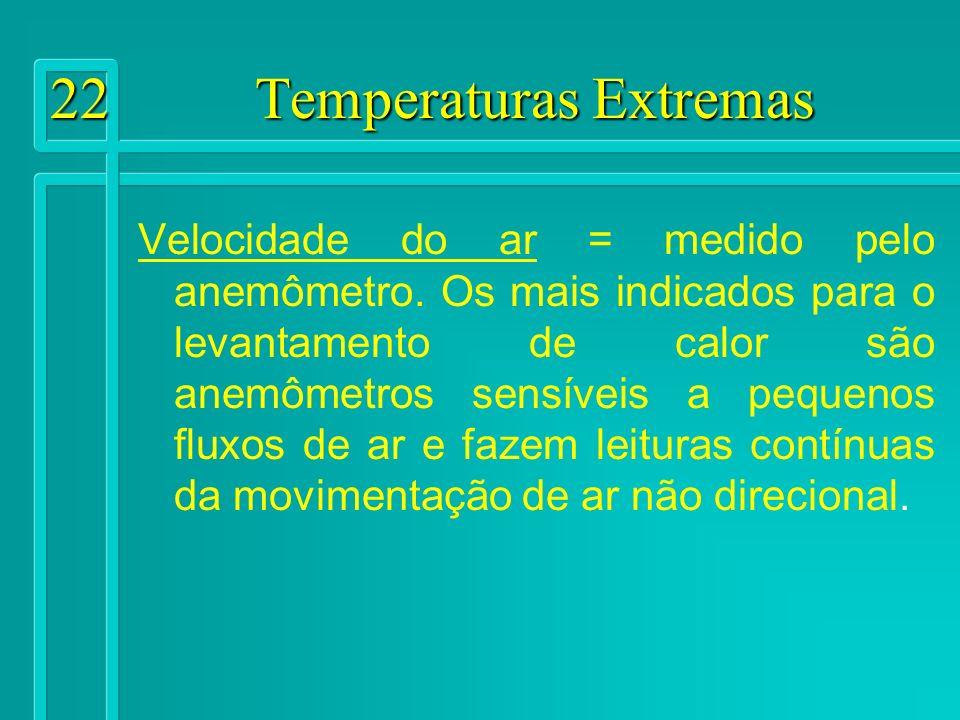 22 Temperaturas Extremas
