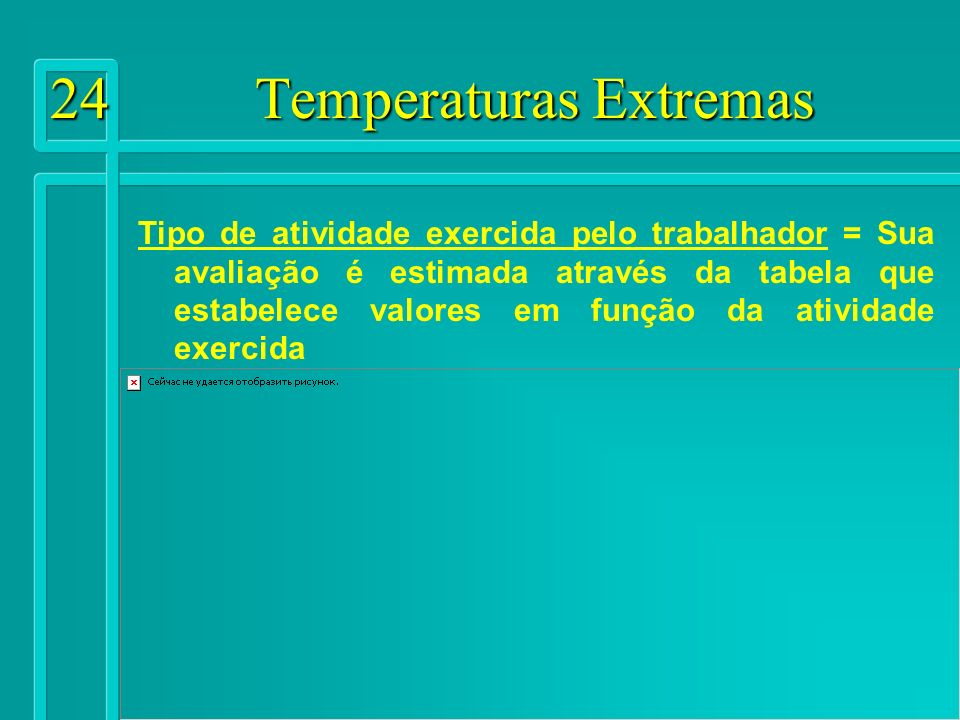 24 Temperaturas Extremas