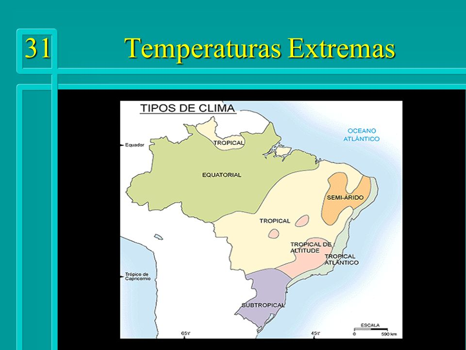 31 Temperaturas Extremas