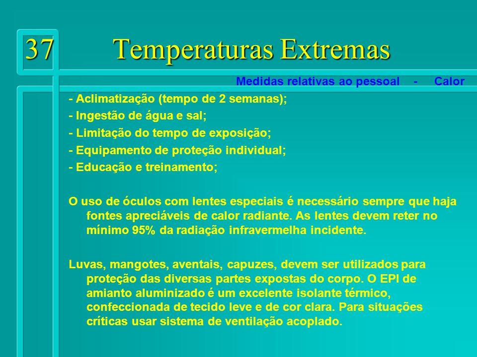 37 Temperaturas Extremas