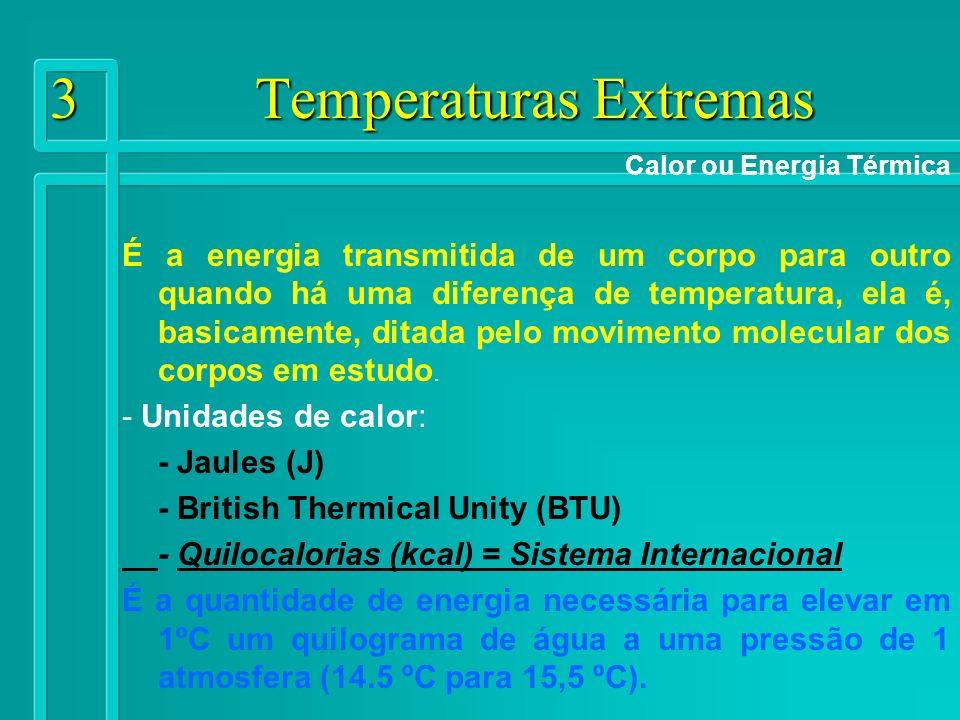 3 Temperaturas Extremas