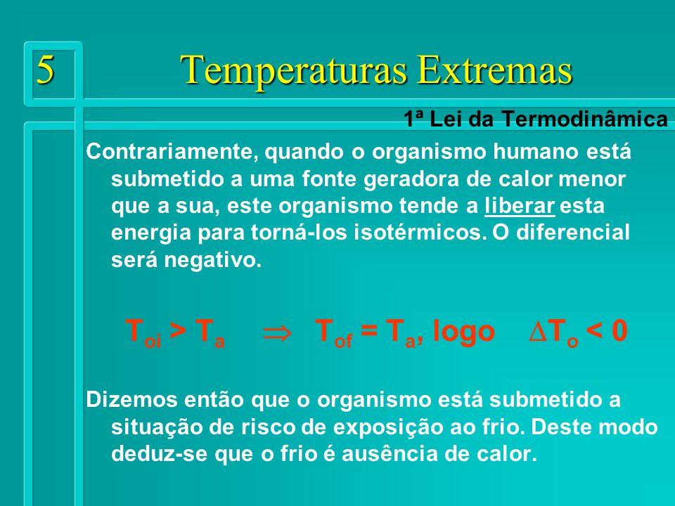 5 Temperaturas Extremas