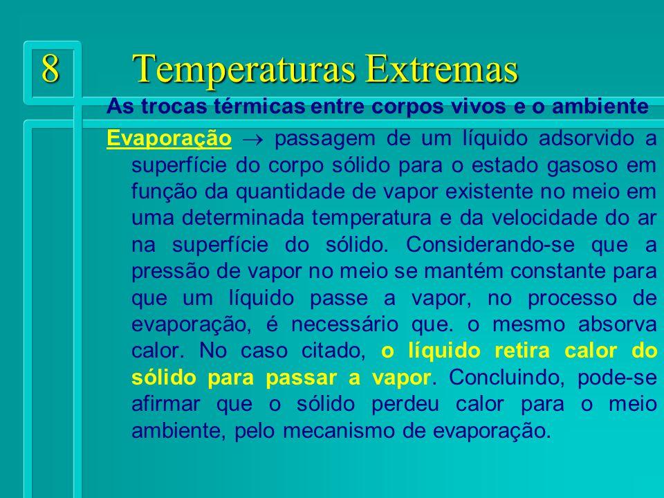 8 Temperaturas Extremas