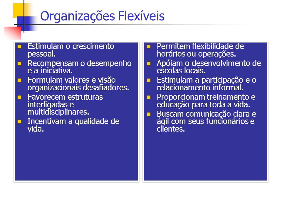 Organizações Flexíveis