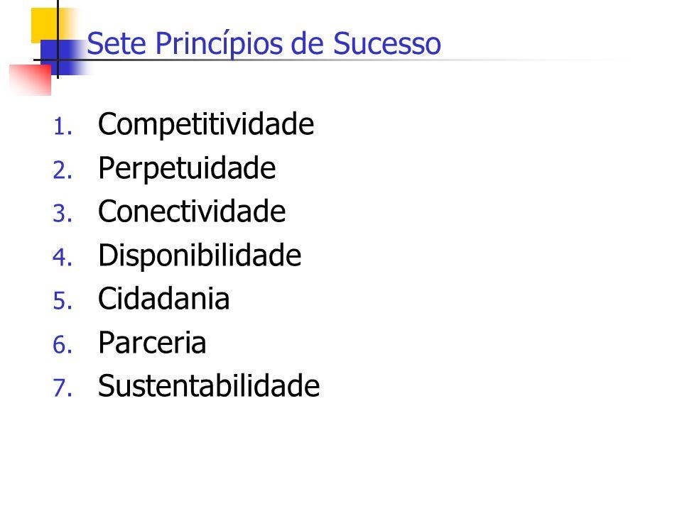 Sete Princípios de Sucesso
