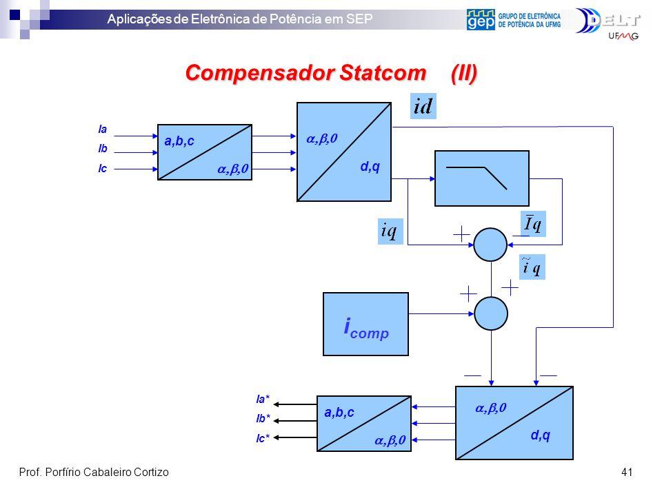 Compensador Statcom (II)