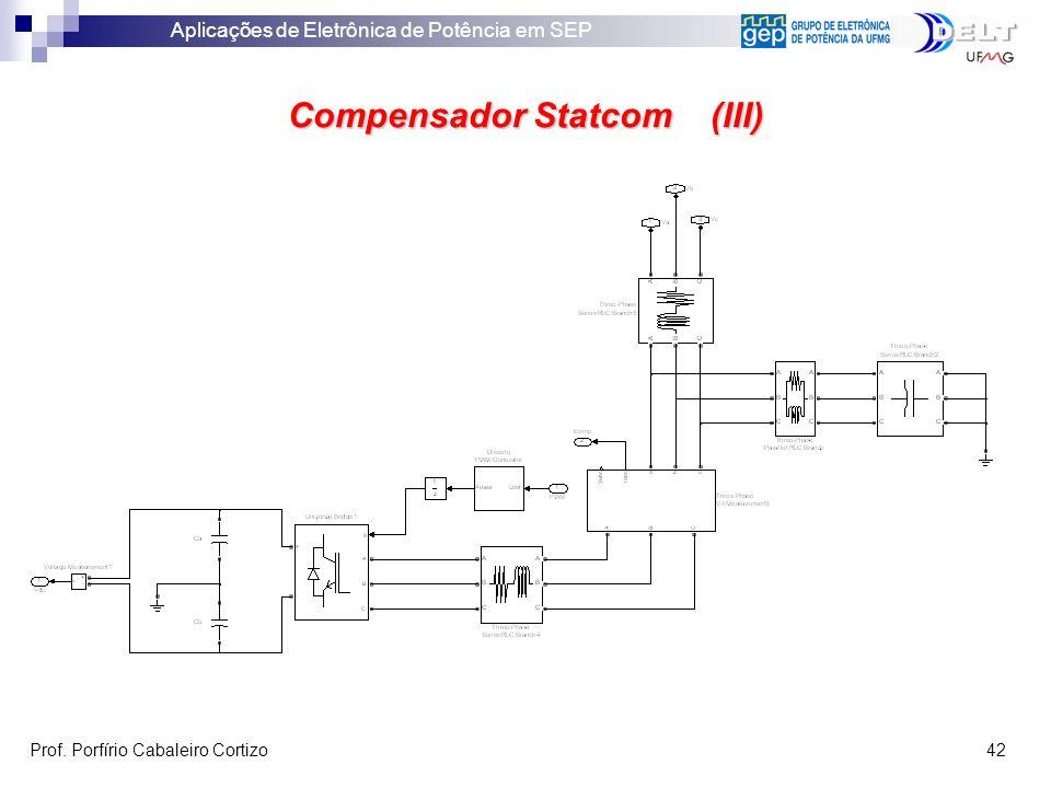 Compensador Statcom (III)