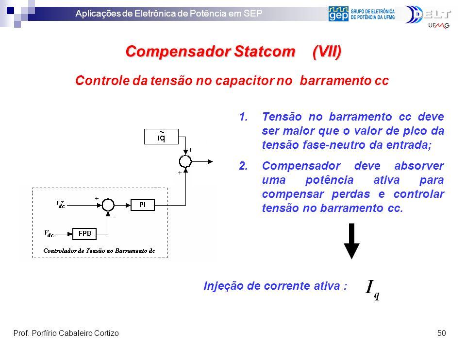 Compensador Statcom (VII)