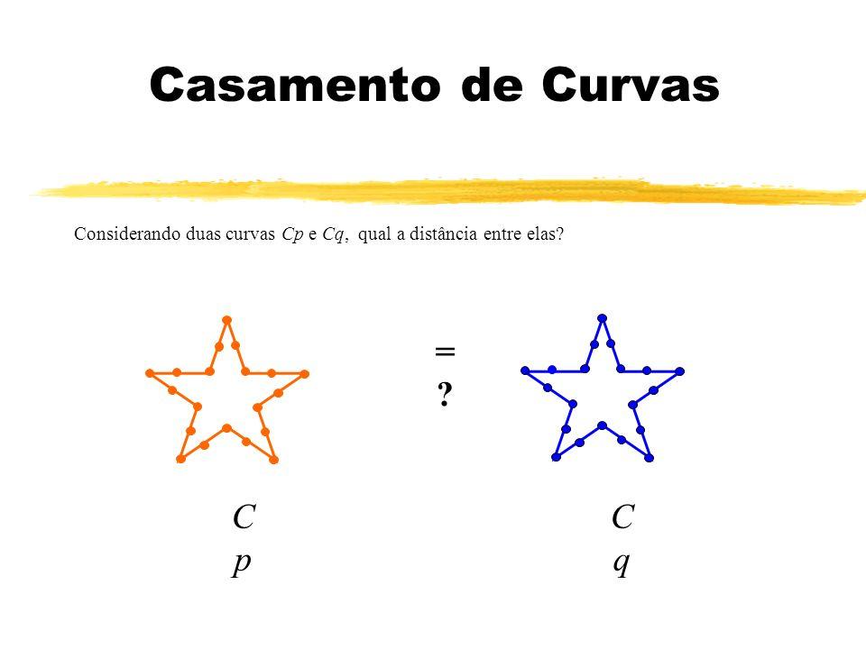 = Cp Cq Casamento de Curvas