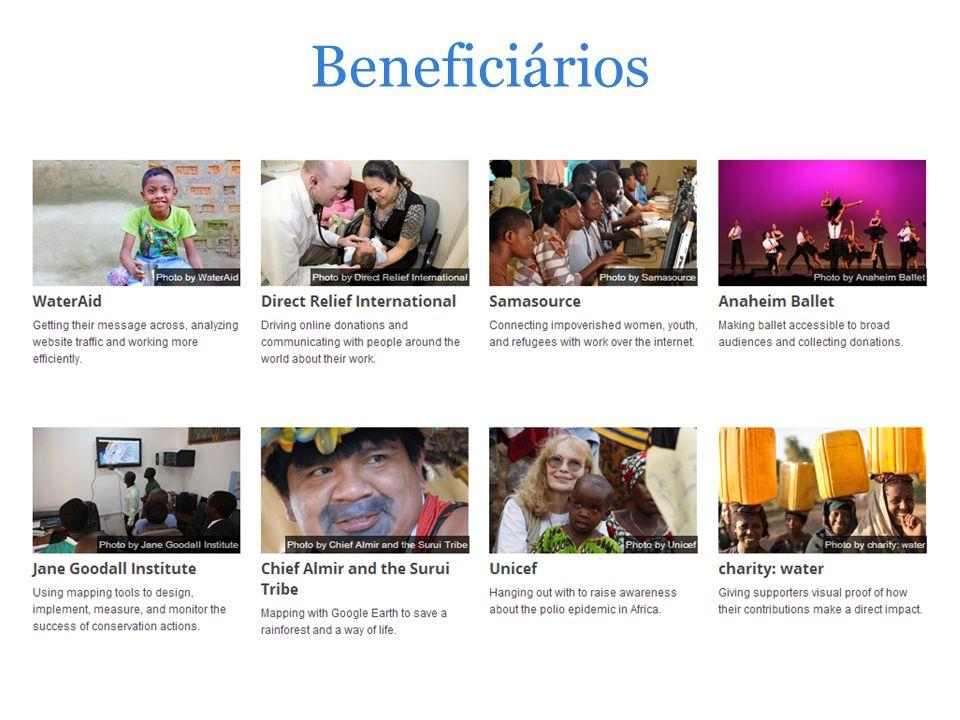 Beneficiários