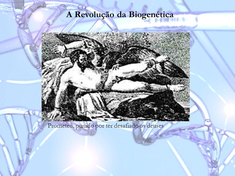 A Revolução da Biogenética