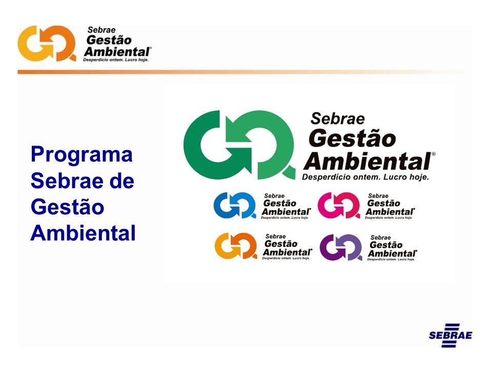 Programa Sebrae de Gestão Ambiental