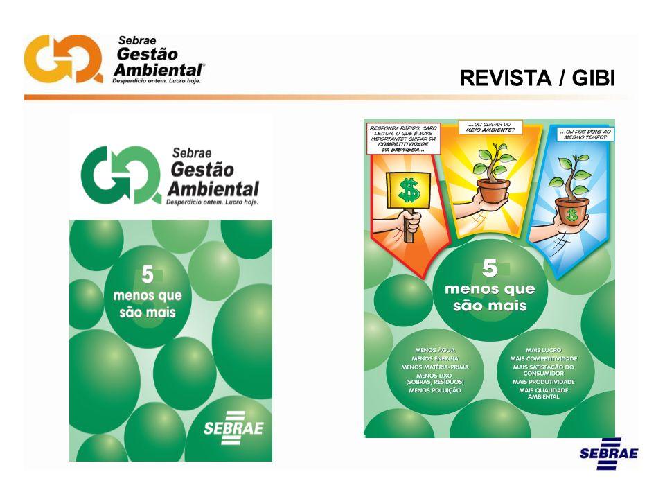 REVISTA / GIBI
