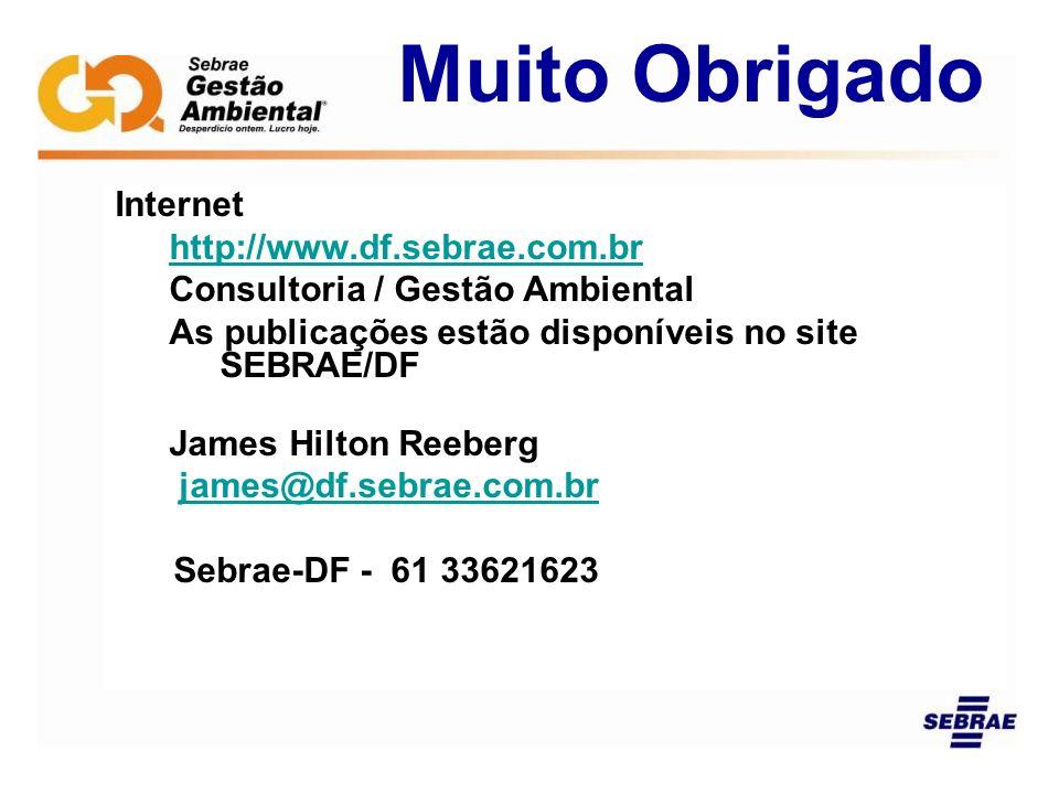 Muito Obrigado Internet http://www.df.sebrae.com.br