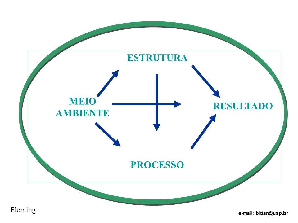 ESTRUTURA PROCESSO MEIO AMBIENTE
