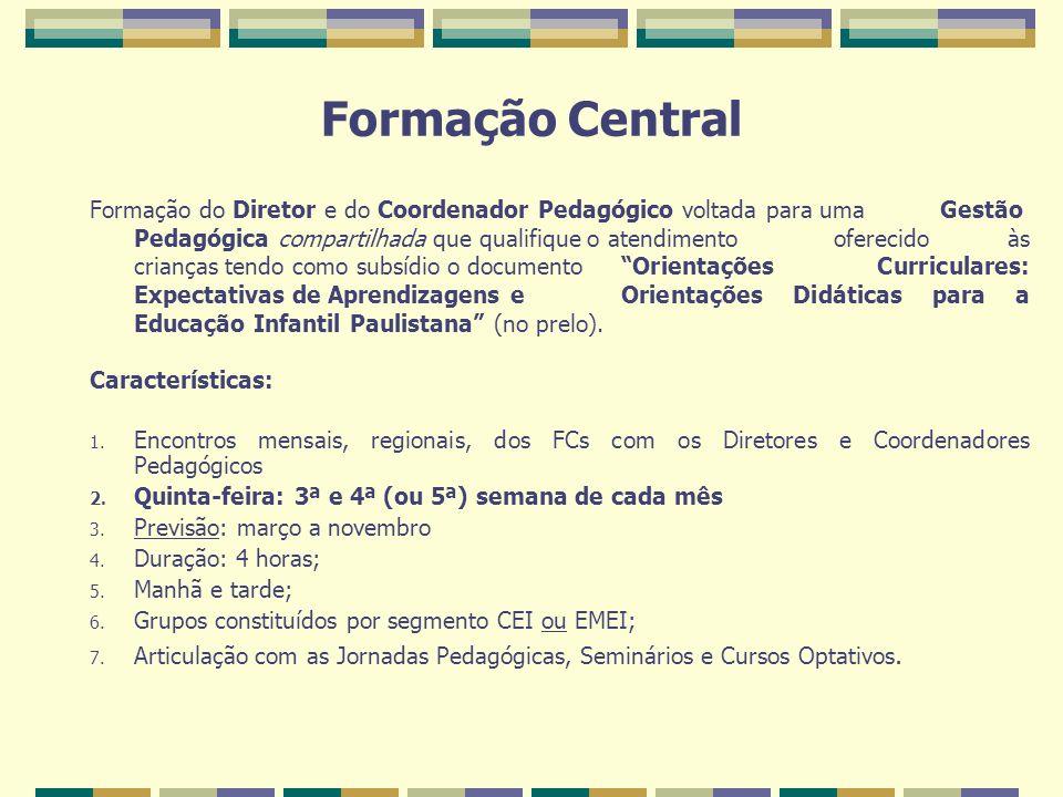 Formação Central
