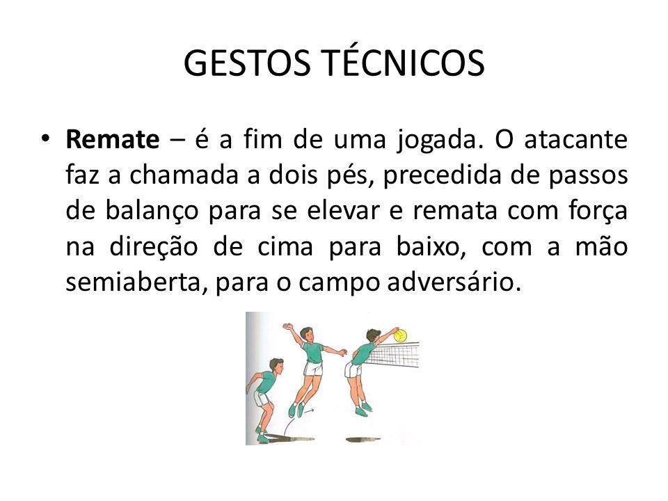 GESTOS TÉCNICOS