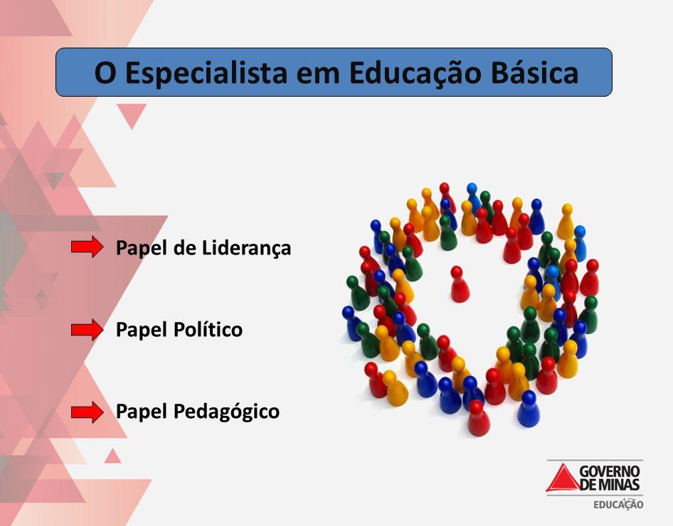 O Especialista em Educação Básica