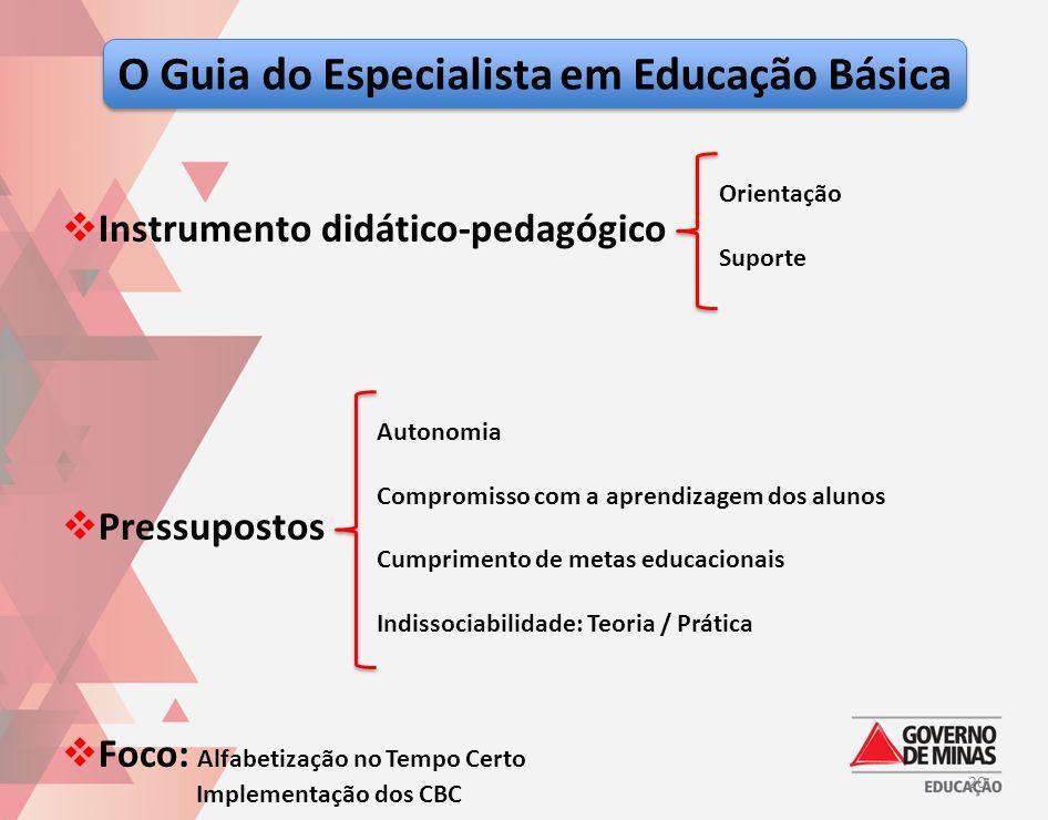 O Guia do Especialista em Educação Básica