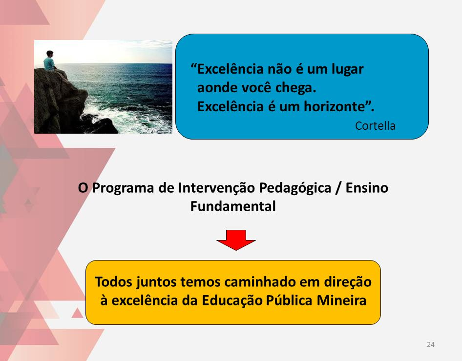 O Programa de Intervenção Pedagógica / Ensino Fundamental