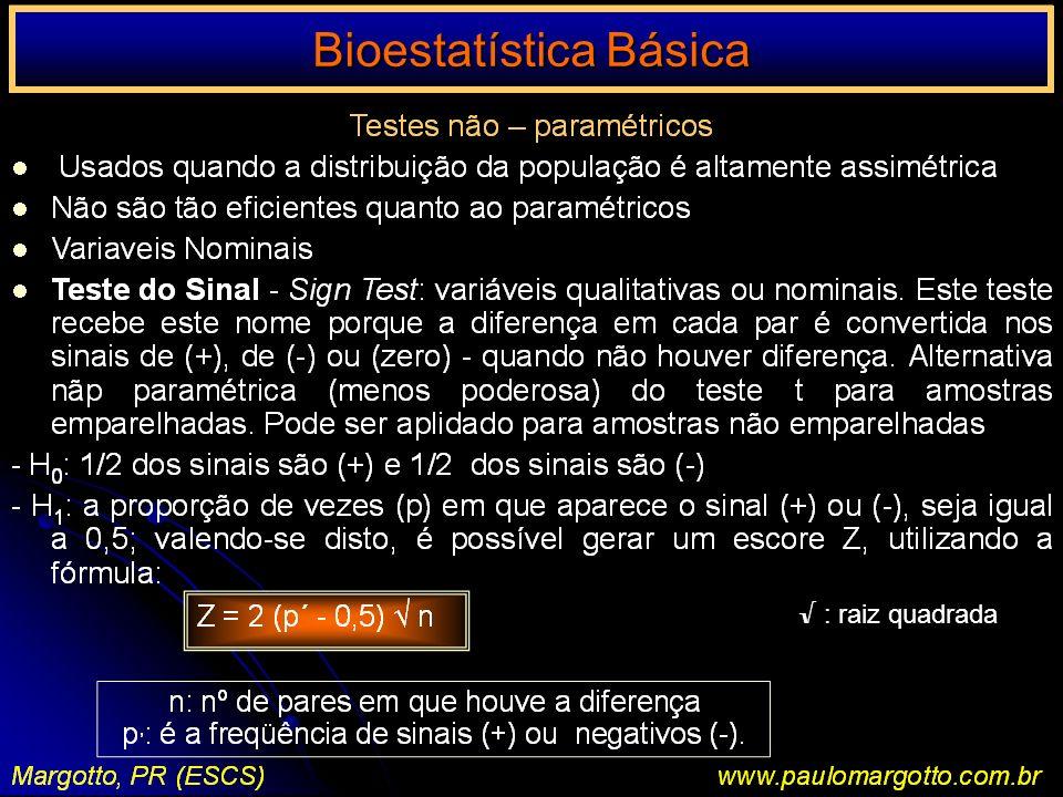 Bioestatística Básica