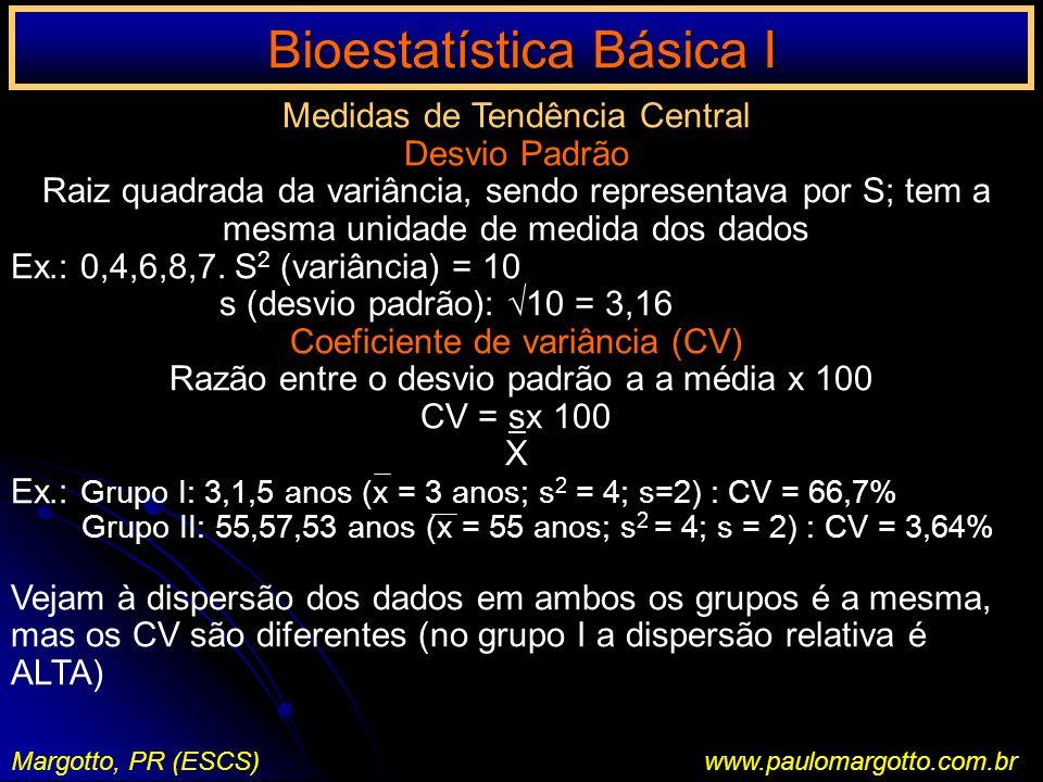 Bioestatística Básica I
